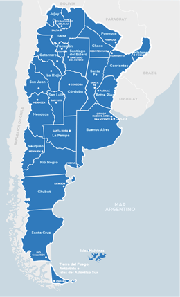 Guided Argentina City Of Buenos Aires Argentina In Depth Polo - Argentina map png