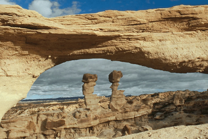 Ischigualasto and Talampaya Natural Parks