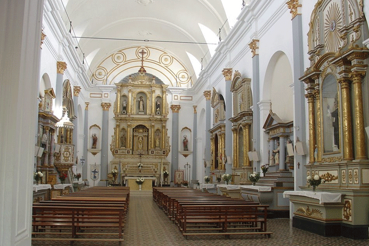 san vicente's church