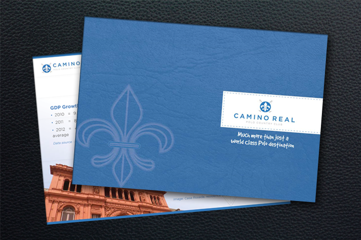 The Camino Real presentation shown at the seminar is now available to download