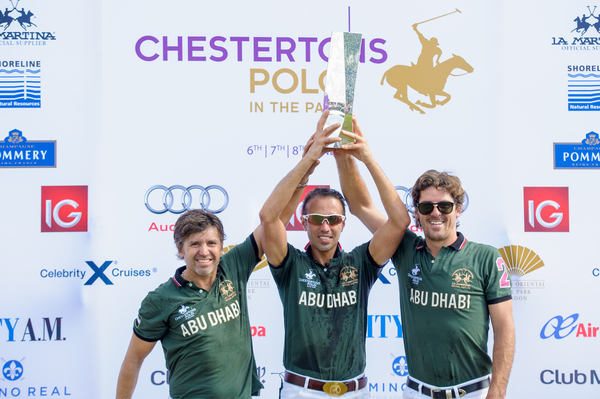 Chestertons Polo in the Park, London 2014