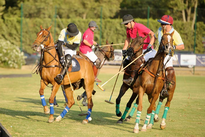 Pro-Alvear Charity Polo Cup, Saint Tropez, July 2012