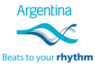 argentina beats to your rhythm, argentina tourism board logo